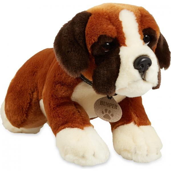 chien peluche