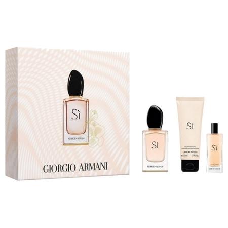 coffret parfum femme
