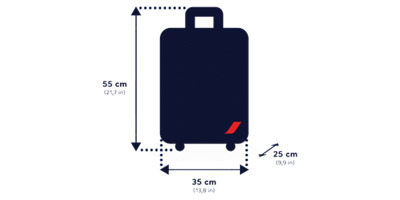 delta bagages