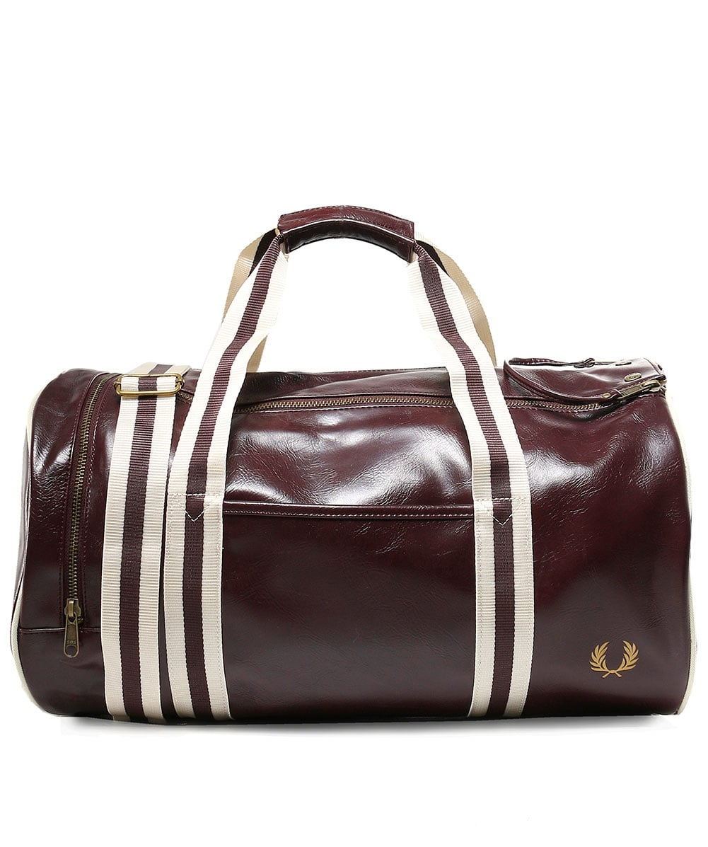 fred perry sac barrel