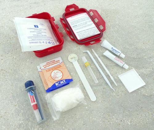 kit de soin