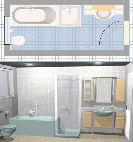 logiciel salle de bain