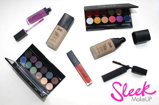 maquillage sleek