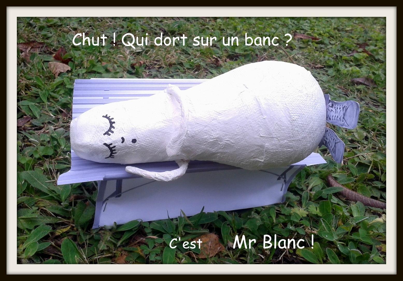 monsieur blanc