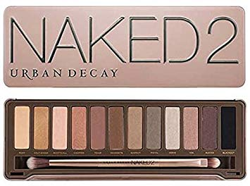 naked eyes palette 2