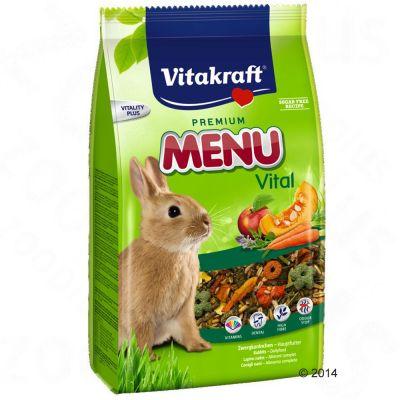 nourriture lapin