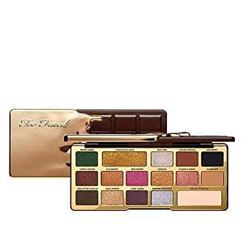 palette chocolate gold