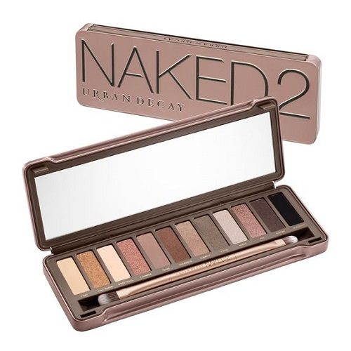 palette maquillage naked