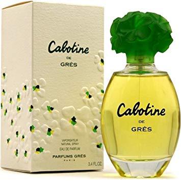 parfum cabotine de grès