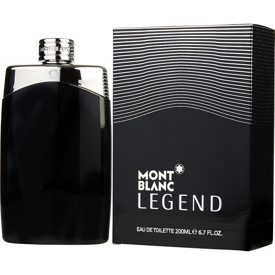 parfum mont blanc legend