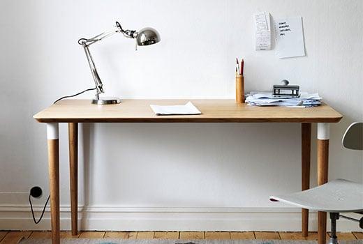 planche pour bureau