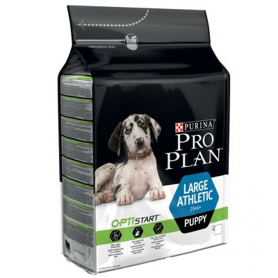 pro plan puppy large athletic
