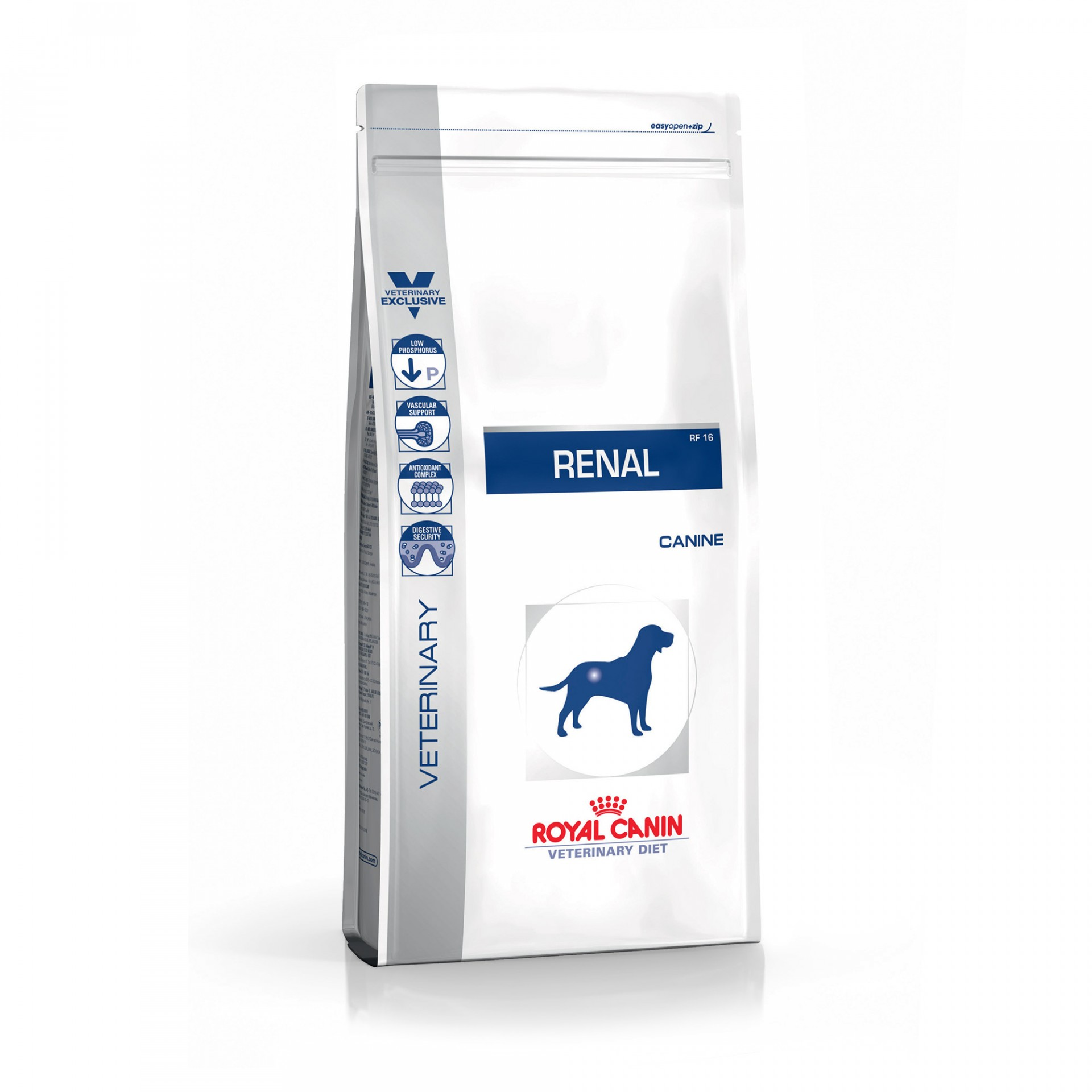 royal canin renal chien