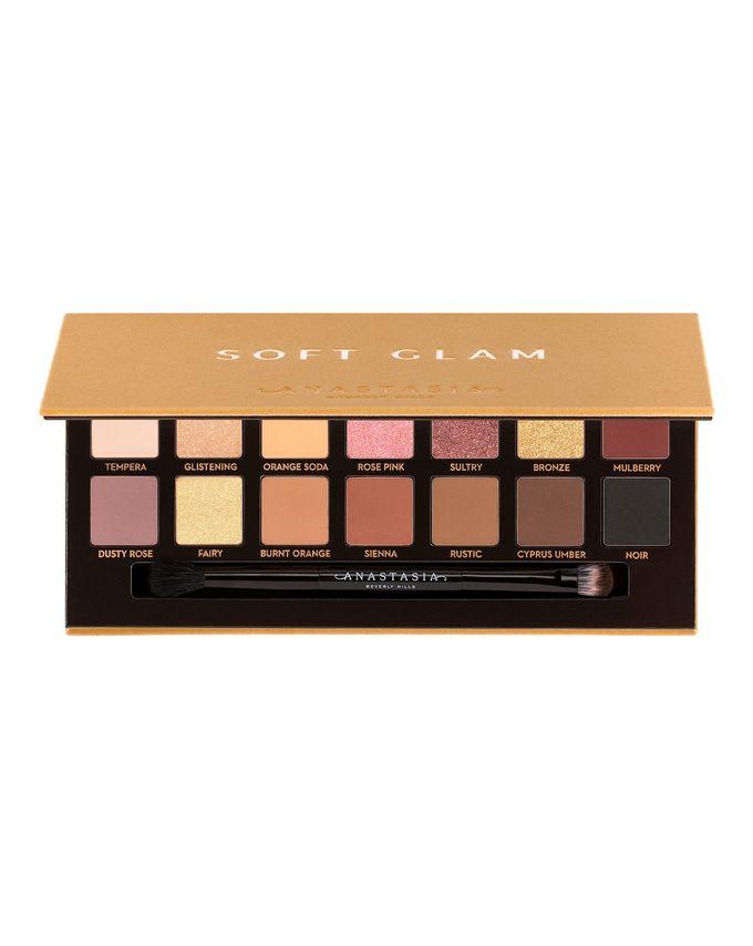 soft glam palette
