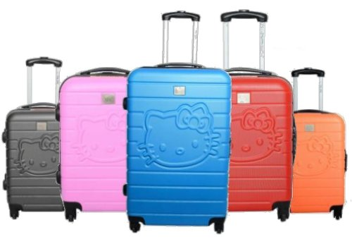 valise rigide hello kitty