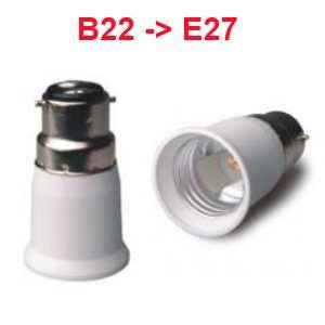 adaptateur b22 e27