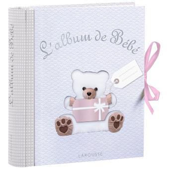 album naissance bébé