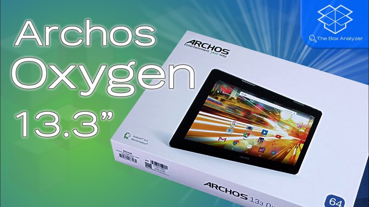 archos 133 oxygen