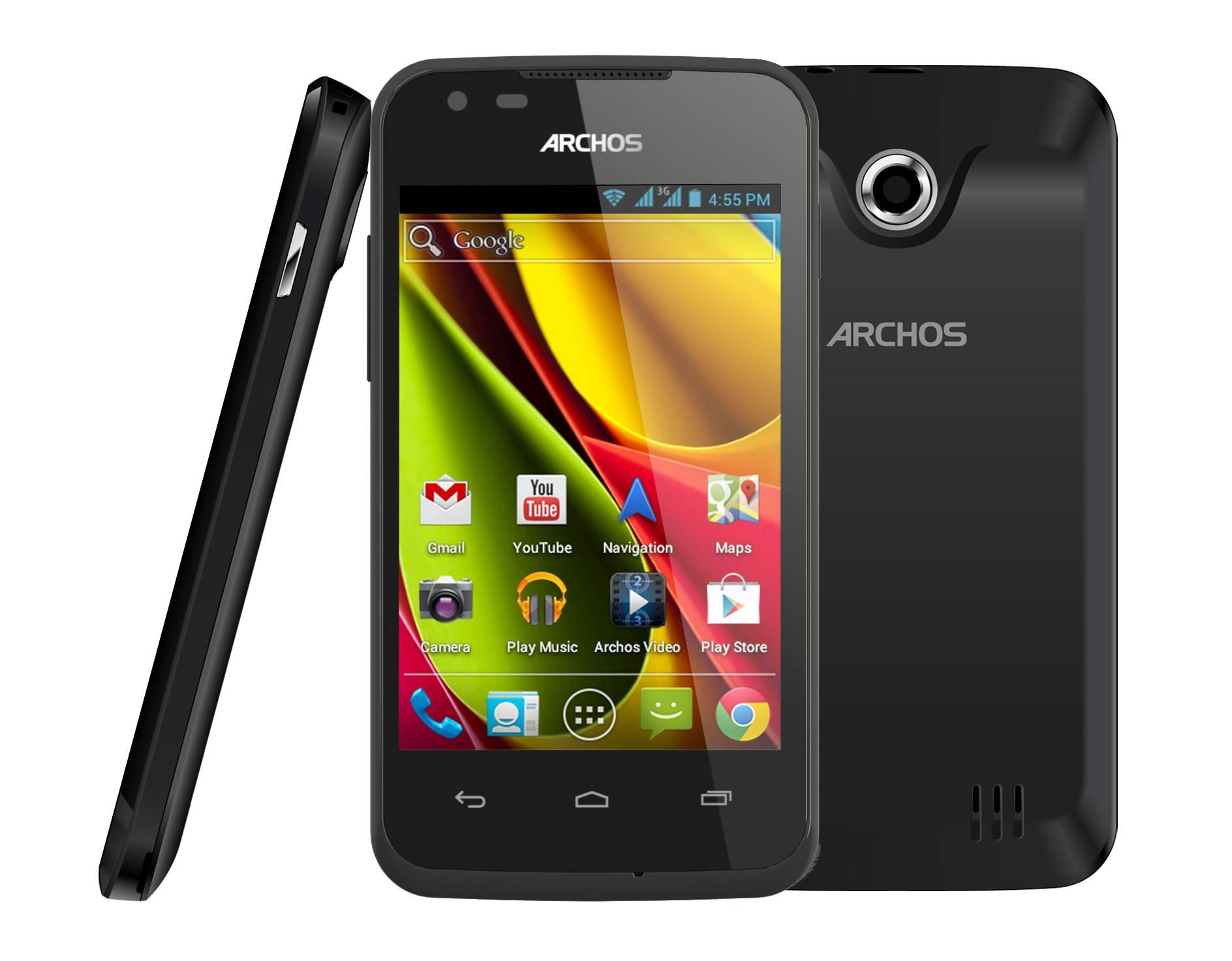 archos smartphone