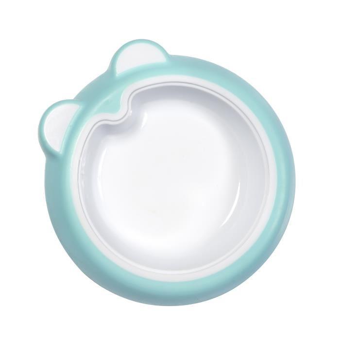 assiette bébé antidérapante