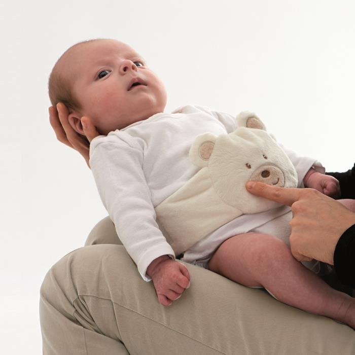 bouillotte bébé anti colique