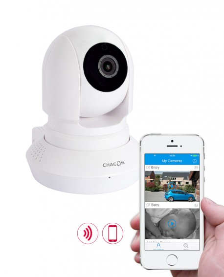 camera wifi interieur