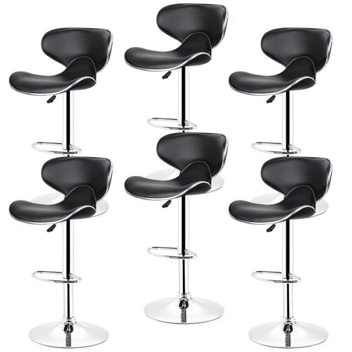 chaise de cuisine haute