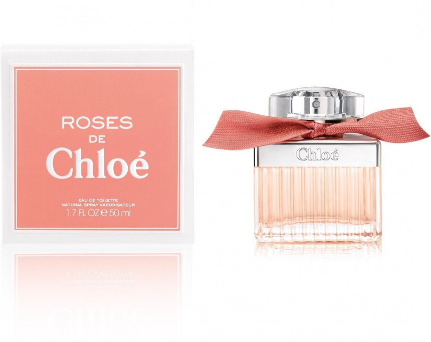 chloe eau de roses