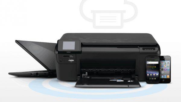 comment imprimer avec une tablette