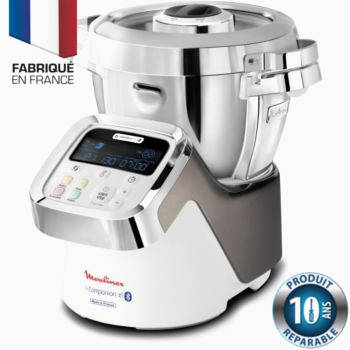 companion moulinex ou thermomix