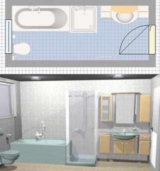 concevoir sa salle de bain