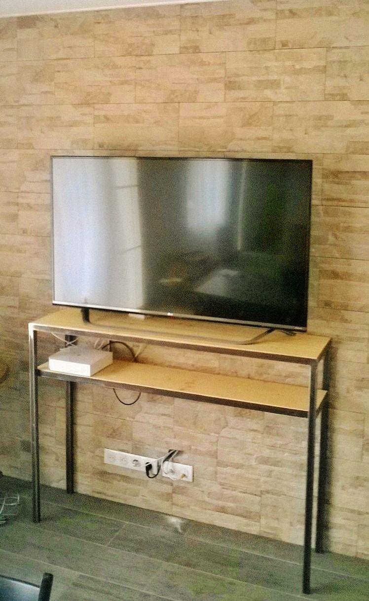 console pour tv