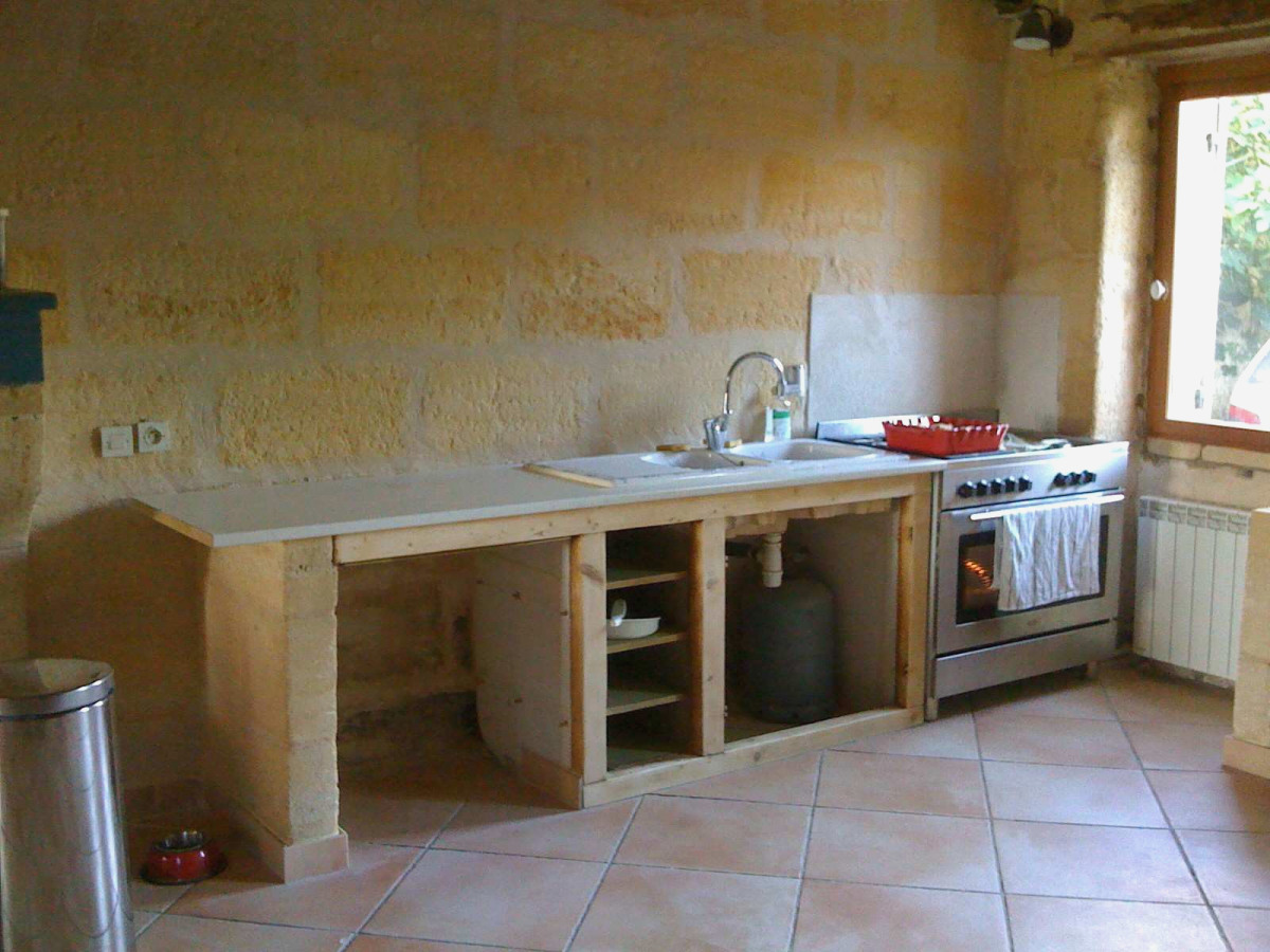 construire sa cuisine