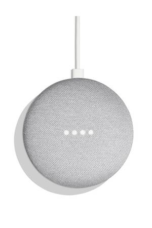 enceinte google home mini