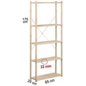 etagere 25 cm