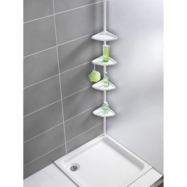etagere d angle salle de bain