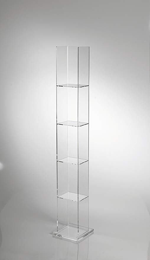 etagere transparente