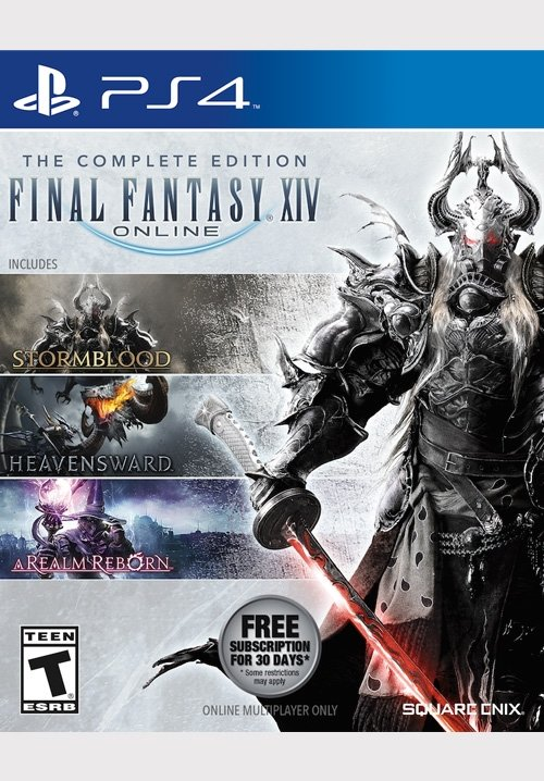 final fantasy ps4