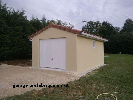 garage en kit