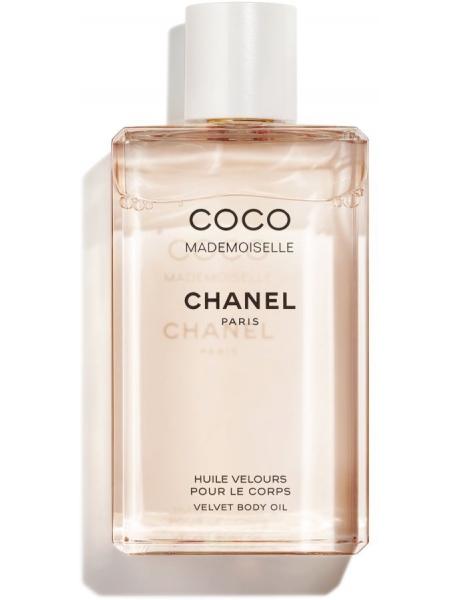 huile parfumée corps