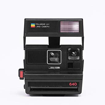 impossible polaroid