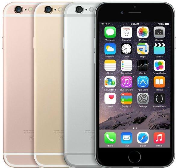 iphone 6s caracteristique