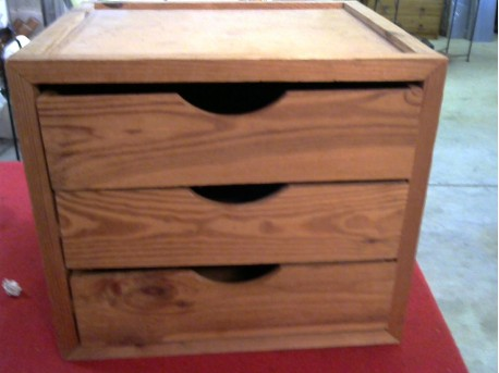 meuble avec tiroir