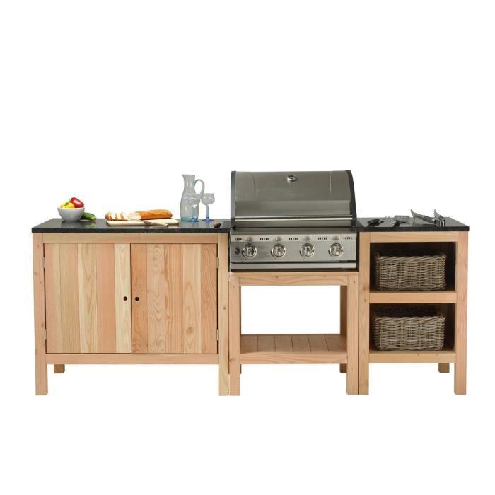 meuble cuisine exterieur