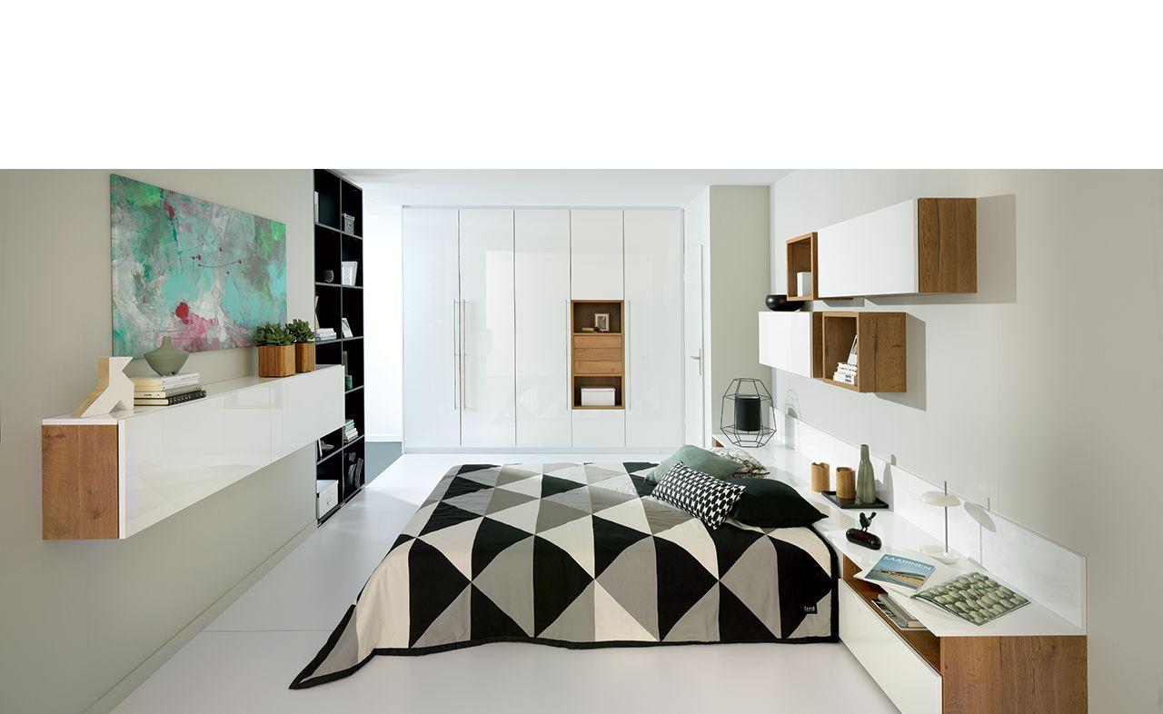 meuble suspendu chambre