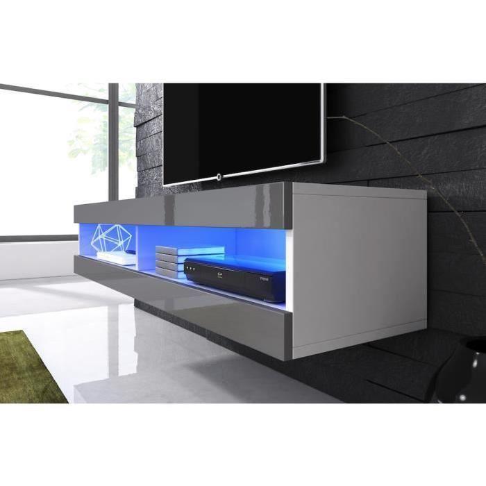 meuble tv a suspendre