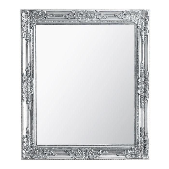 miroir argenté