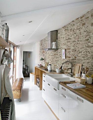 mur cuisine