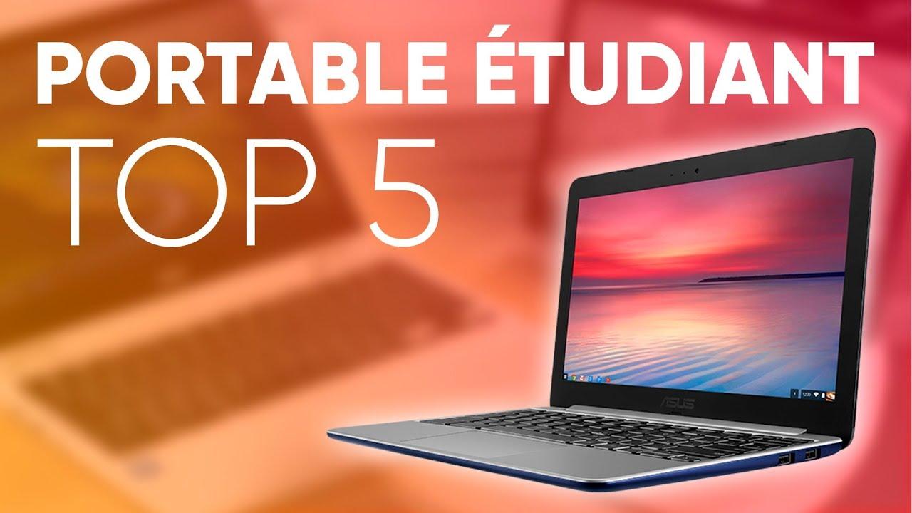 ordinateur portable pour étudiant