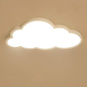 plafonnier nuage